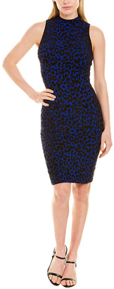 Milly Textured Sheath Dress