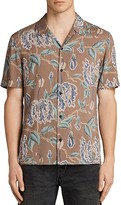 AllSaints Peoria Slim Fit Button-Down Shirt