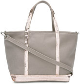 Vanessa Bruno small top square tote - women - Cotton - One Size