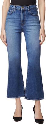J Brand Julia Metropole High-Rise Flare Leg