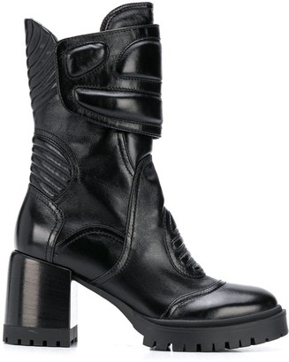 Casadei Motox 130 ankle boots