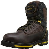 Stanley Men's Secure 8 Inch Soft Toe Work Boot