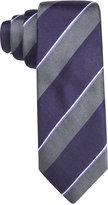 Alfani Men's Tremont Stripe Slim Tie, Only at Macy's