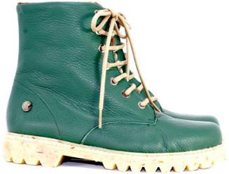 Jonny's Mint Laced Boots - 37