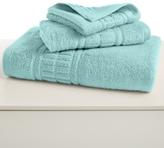 "Martha Stewart CLOSEOUT! Collection Plush 16"" x 28"" Hand Towel"