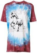 Baja East horse print T-shirt - women - Supima Cotton - 2