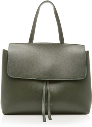 Mansur Gavriel Mini Lady Leather Backpack