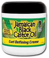 Doo Gro Jamaican Black Castor Oil Curl Defining Creme, 6 Ounce