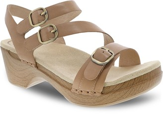 Dansko Women's Adjustable Straps Sandals - Sacha