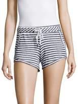 Betsey Johnson Scalloped Shorts