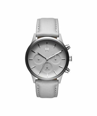 MVMT Women's Analogue Quartz Watch with Leather Calfskin Strap 28000059-D