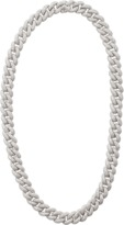 SHAY JEWELRY Essential Pave Diamond Link Necklace