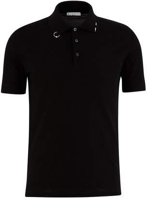 Givenchy Piercing polo shirt