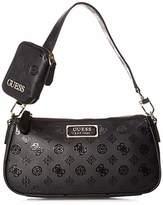 GUESS Kamryn Peony Logo Shoulder Bag
