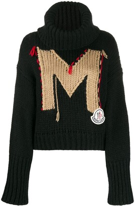 Moncler Monogram Knitted Jumper