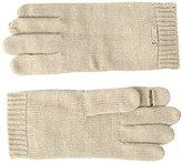 Calvin Klein Women's Logo Gloves