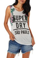 Superdry Boyfriend Jungle Tank