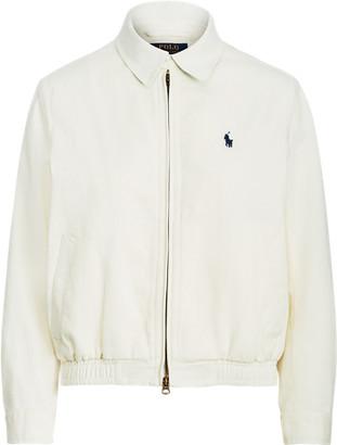 Ralph Lauren Cotton Chino Jacket