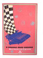 Mackenzie Childs MacKenzie-Childs Old School Type Tea Towel