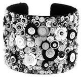 Forest of Chintz Black OTT Cuff