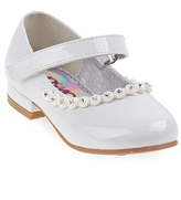 Josmo White Patent Mary Jane