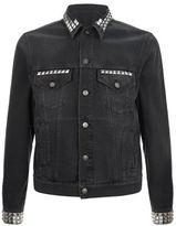 Gucci Studded Denim Jacket