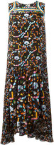 Peter Pilotto Jewel print dress - women - Silk - 8