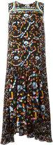 Peter Pilotto Jewel print dress - women - Silk - 8