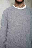 Forever 21 FOREVER 21+ Long-Sleeve Marled Knit T-Shirt