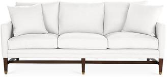 Michael Thomas Collection Arden Sofa - White Linen