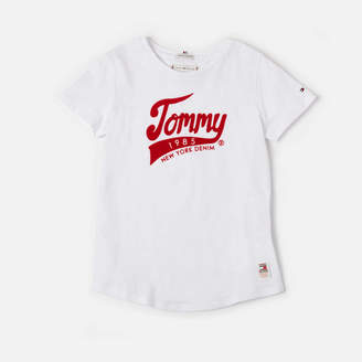 Tommy Hilfiger Girls' Tommy 1985 T-Shirt