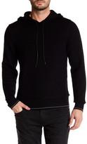 J Brand Becker Wool Blend Crew Neck Sweater
