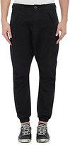 R 13 Men's Drop-Rise Cargo Pants-BLACK