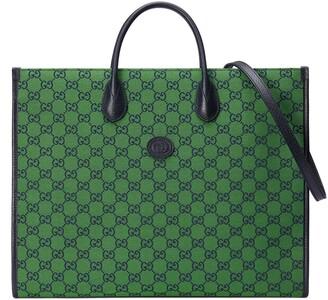 Gucci GG Multicolour large tote bag