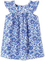 Jacadi Mina Floral Cotton Dress