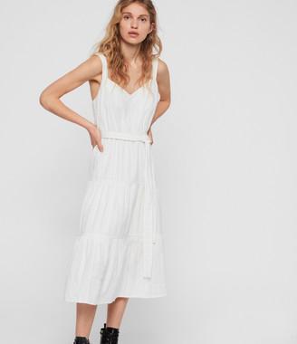 AllSaints Simone Adi Dress