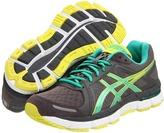 Asics GEL-Neo33 (Titanium/Emerald/Lemon Chrome) - Footwear