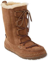 L.L. Bean Women's Wicked Good Lodge Boots, Suede