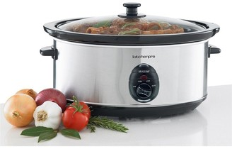 Maxim Slow Cooker 6.0L