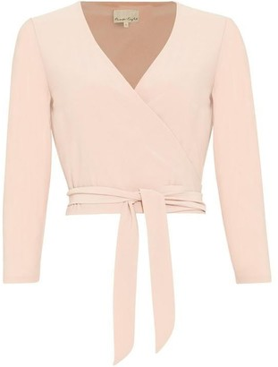 Phase Eight Monika Ballet Wrap Top