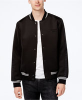 GUESS Men's Finn Embroidered Cotton Jacket
