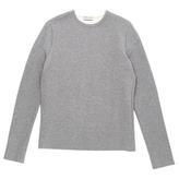 Balenciaga Grey Knitwear Sweatshirt
