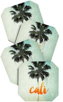 DENY Designs Chelsea Victoria California Hotel Coaster - Set of 4
