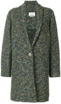 Etoile Isabel Marant Osbert coat - women - Cotton/Polyamide/Polyester/other fibers - 36