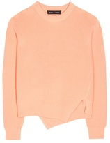 Proenza Schouler Wool, Cotton And Cashmere Sweater
