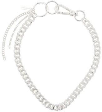Coup De Coeur London Silver Chain Necklace