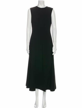 Oscar de la Renta 2020 Long Dress Wool