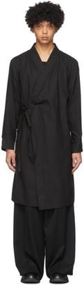 Ambush Black Kimono Dress