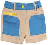 Stella McCartney Stretch Cotton Gabardine Shorts