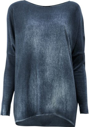 Avant Toi Faded Effect Jumper